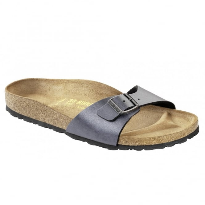Birkenstock Madrid Onyx Ice Pearl 440781,  Popular single stap sandal