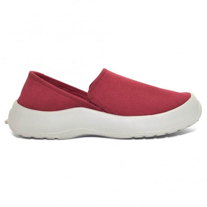 Soft Science Drift Shoe Red, Supreme Comfort slip on shoe
