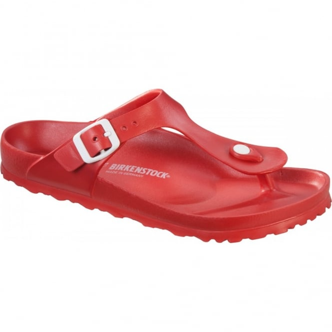 Birkenstock Gizeh EVA Red 128231, the beloved Gizeh classic but with a EVA twist