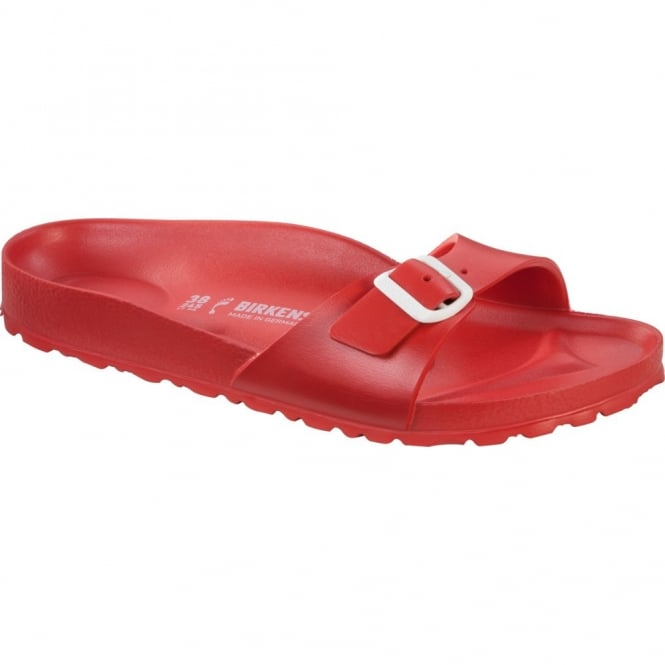 Birkenstock Madrid EVA Red 128193, the beloved classic Madrid but with a EVA twist