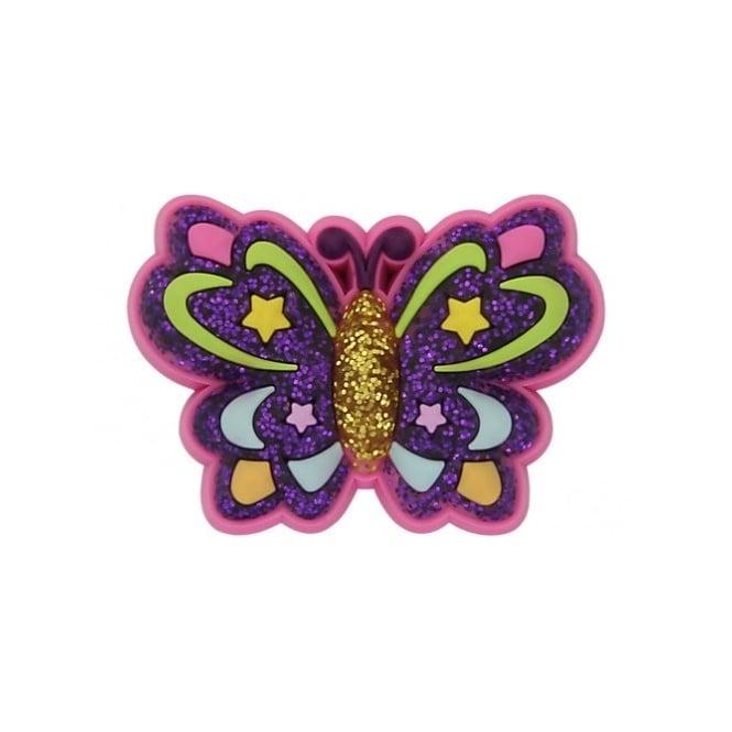 Jibbitz Glitzy Stars Butterfly