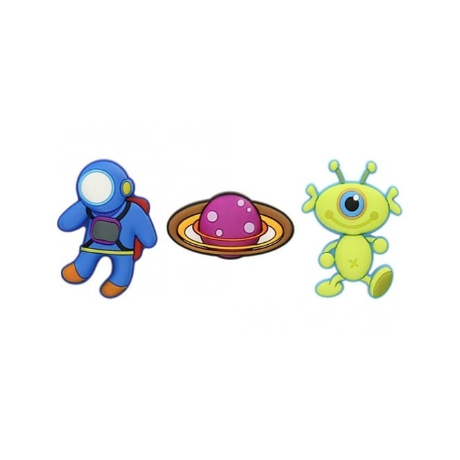 Jibbitz OTS Space 3 Pack