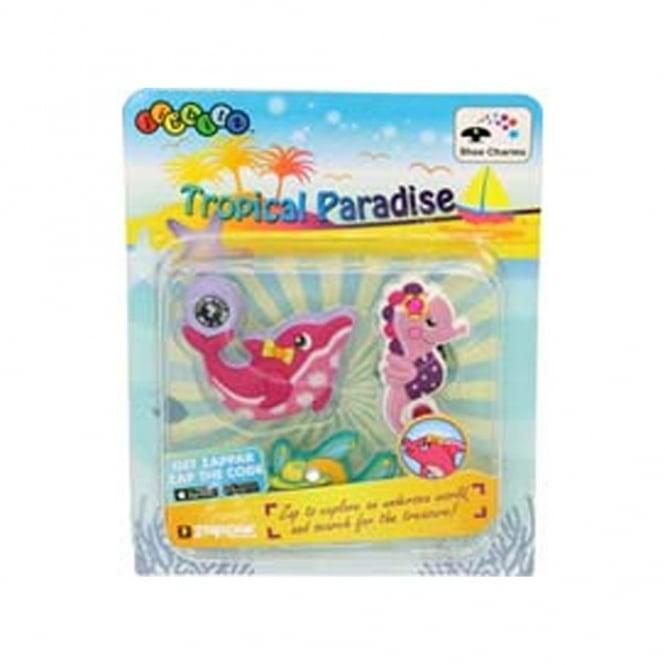 Jibbitz Tropical Paradise 3 Pack