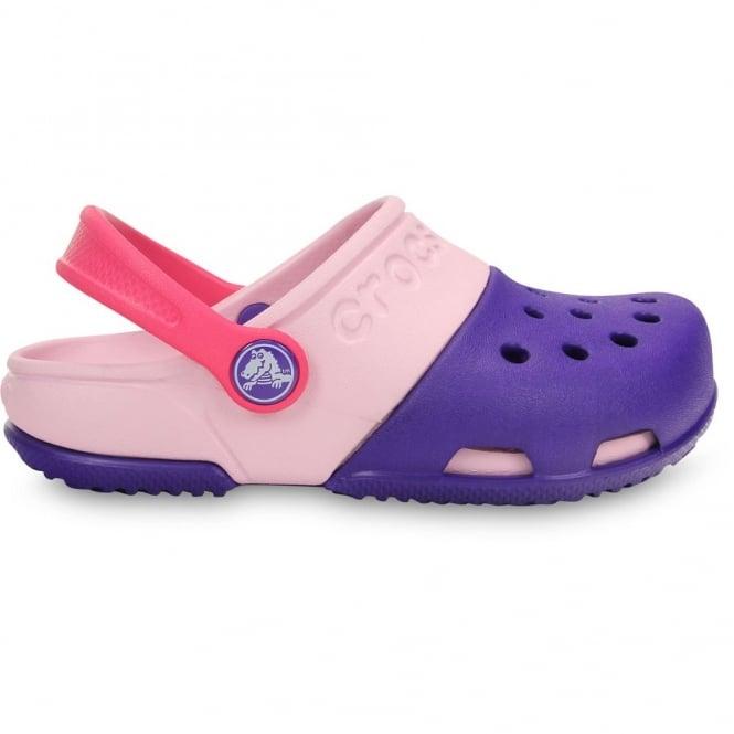 Crocs Electro II Clog Ultraviolet/Bubblegum,  the new colour combination clog