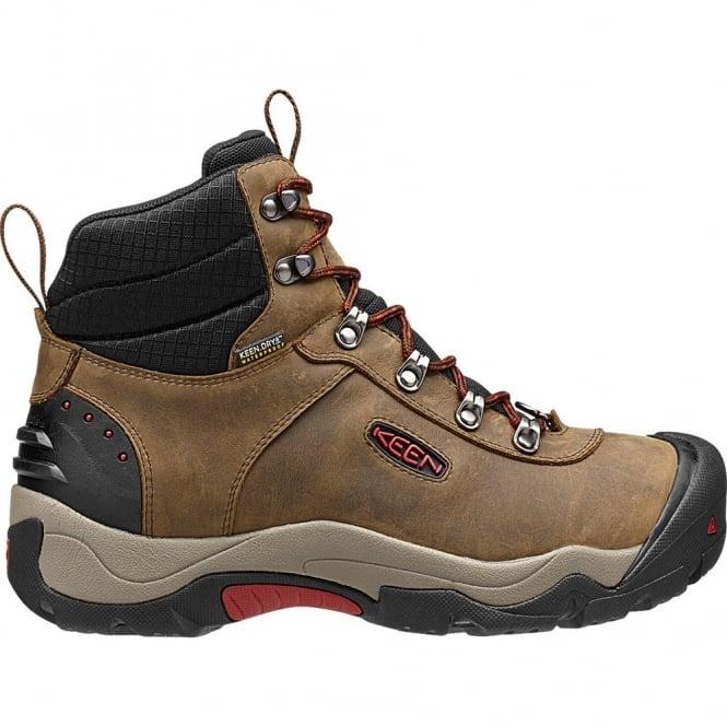 KEEN Mens Revel III Cascade Brown/Bossa Nova, whatever the weather hiking boot!