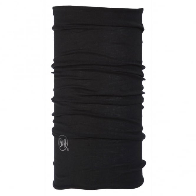 Buff The Original Buff Black, Multifunctional head wear