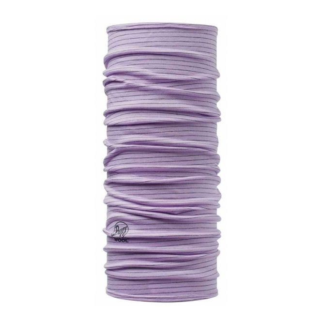 Buff Wool Buff Yarn Dyed Lavender Mist, Made from 100% Merino wool