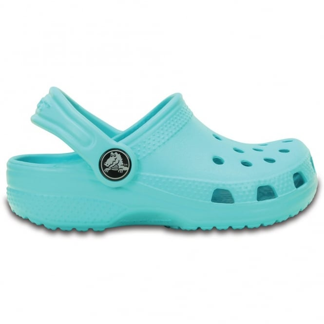 Crocs Kids Classic Shoe Pool, The original kids Croc shoe