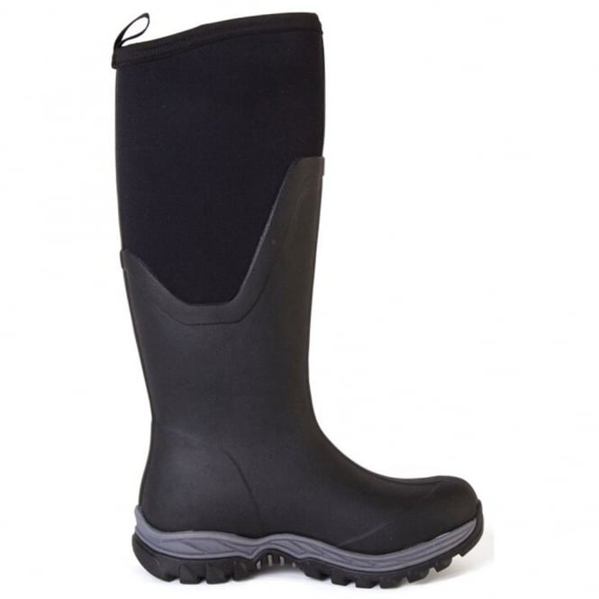 The Muck Boot Company Arctic Sport II Black, the warmest welly in the muckboot range!