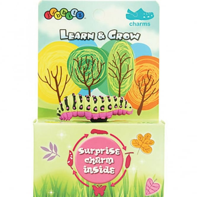 Jibbitz Learn & Grow Butterfly