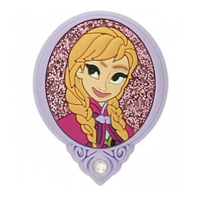 Jibbitz Frozen Anna Badge