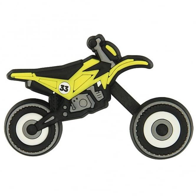 Jibbitz Vroom Dirt Bike