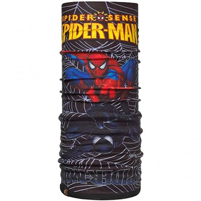 Buff Polar Kids Buff Spiderman Venom, 2 Layer cylindrical headgear