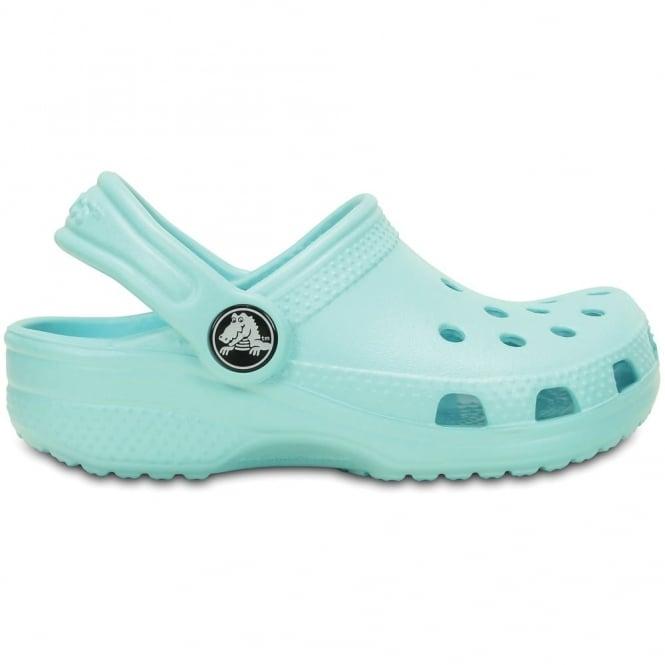 Crocs Kids Classic Shoe Ice Blue, The original kids Croc shoe