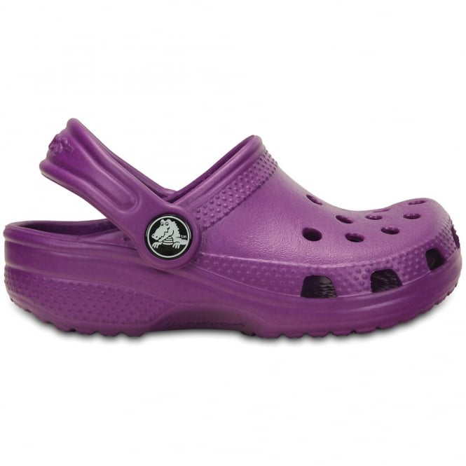 Crocs Kids Classic Shoe Amethyst, The original kids Croc shoe