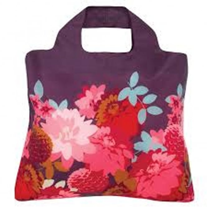Envirosax Bloom Bag 2, Reusable stylish bag for life