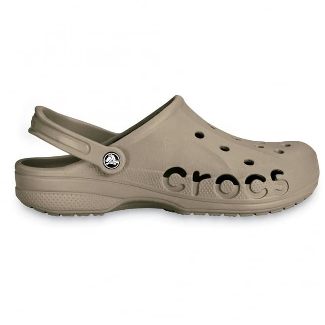 Crocs Baya Shoe Khaki, A twist on the Classic Crocs
