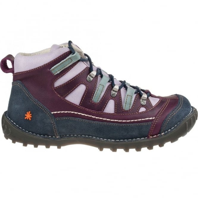 The Art Company 0157 Shotover Boot Multicolor Lila, Stlyish shoe, ideal for walking