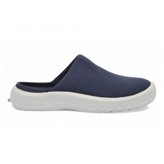 Soft Science Daisy Canvas Dark Blue, Lightweight yet supportive slip on clog