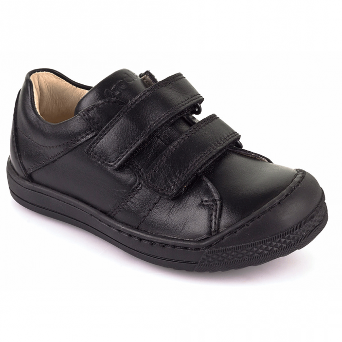 Froddo Velcro School Shoe G3130089 Black