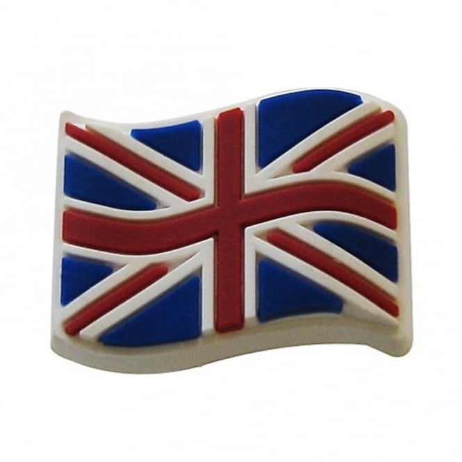Jibbitz Great Britain Flag 12