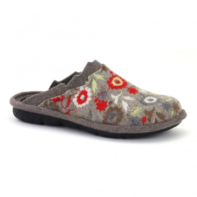 Romika Mikado 88 Beige-Multi, comfort shoe with hardwearing outer sole
