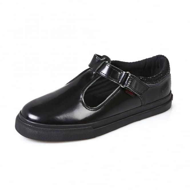 Kickers Tovni T Junior Patent Black