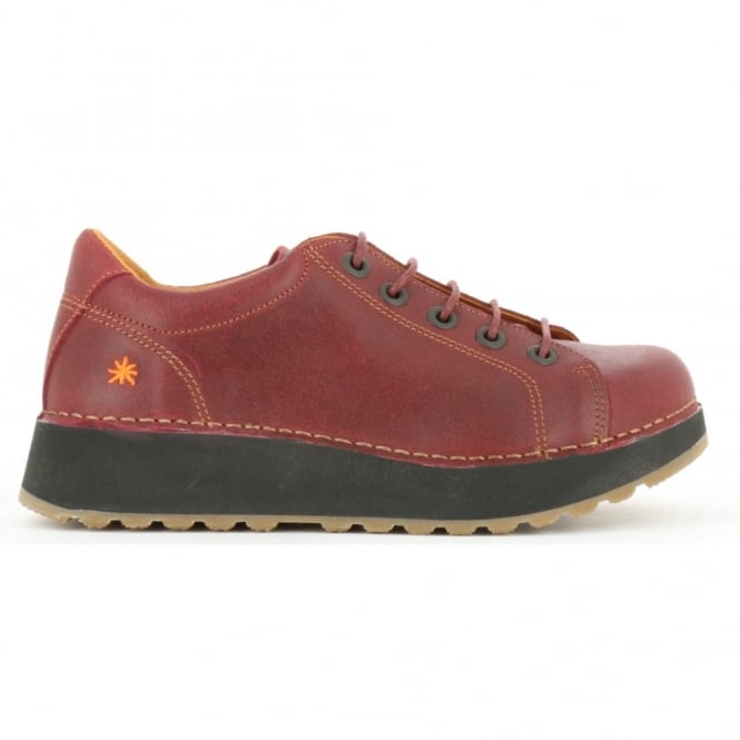 The Art Company Heathrow 1020 Rioja, Laced Leather shoe
