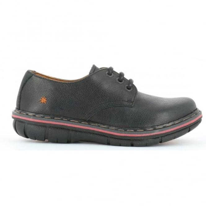 The Art Company Assen 0458 Black, Lace up shoe