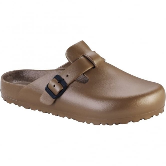 Birkenstock Boston EVA Clog Metallic Copper 1002765, the classic Boston clog but with a EVA twist