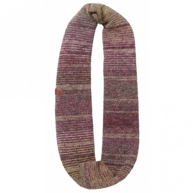 Buff Liz Knitted Infinity Neckwarmer Multi, warm and soft knitted neckwarmer