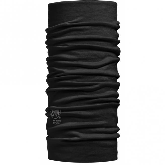 Buff Wool Buff Black, Made from 100% Merino wool