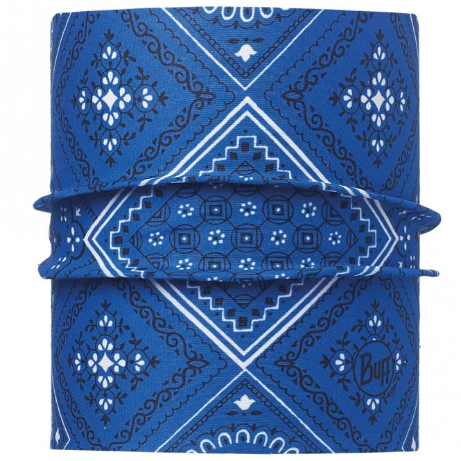Buff Dog Buff Walker Blue (M/L), Neckwear with reflective strip
