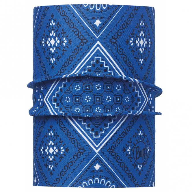Buff Dog Buff Walker Blue (S/M), Neckwear with reflective strip