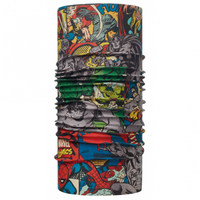 Buff The Original Buff Superheroes Heores Multi, Multifunctional head wear