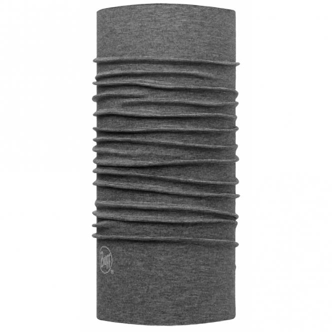 Buff The Original Buff Yarn Dyed Stripes Grey, Multifunctional head wear