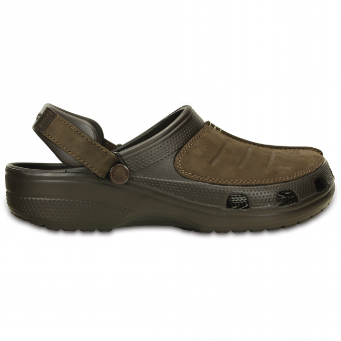 Crocs Yukon Mesa Clog Espresso/Espresso, the new take on the best selling Yukon clog