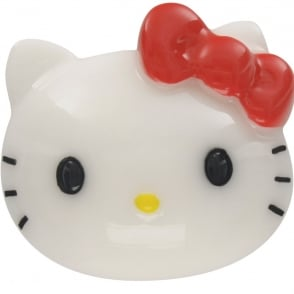 Jibbitz 3D Hello Kitty Face
