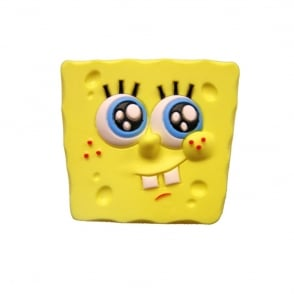 Jibbitz 3D Sponge Bob dream Face