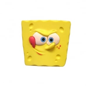 Jibbitz 3D Sponge Bob determined Face