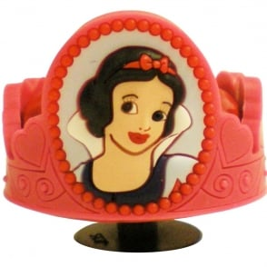 Jibbitz 3D Crown Snow White