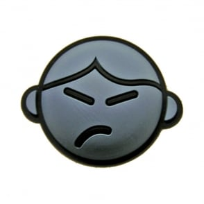 Jibbitz Today I feel Grumpy