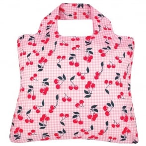 Envirosax Cherry Lane Bag 5, Reusable stylish bag for life