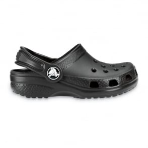Crocs Kids Classic Shoe Black, The original kids Croc shoe