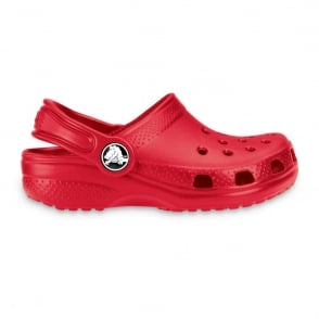 Crocs Kids Classic Shoe Red, The original kids Croc shoe