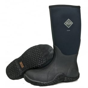 The Muck Boot Company Tack Black, Equestrian & farm boot