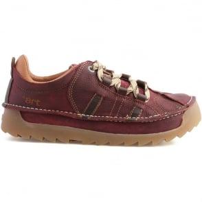 The Art Company 0602 Skyline Shoe Rubi, Chunky leather lace up shoe