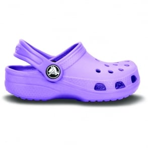 Crocs Kids Classic Shoe Iris, The original kids Croc shoe
