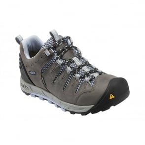 KEEN Womens Bryce WP Magnet/Eventide, Lightweight hiking boot for worldwide excursions