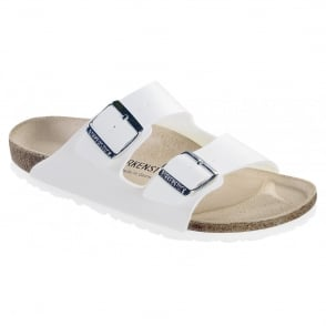 Birkenstock Arizona 051731 White, Classic style sandal for cool comfort